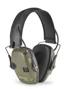 Honeywell Impact Sport Sound Amplification Electronic Earmuff by Howard Leight