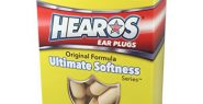 HEAROS-Ultimate-Softness-Series-Ear-Plugs,-Beige,-56-Pair