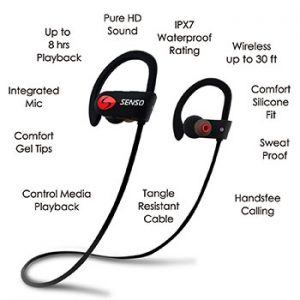 Senso-headphones