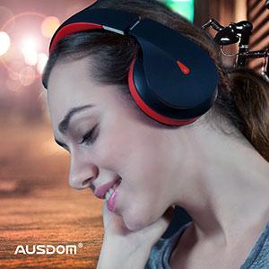 Ausdom-Bluetooth-headphones
