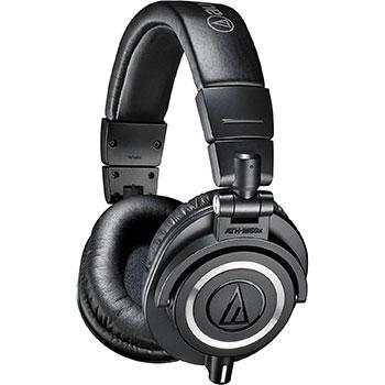 4-Audio-Technica-ATH-M50x-Professional-Monitor-Headphones