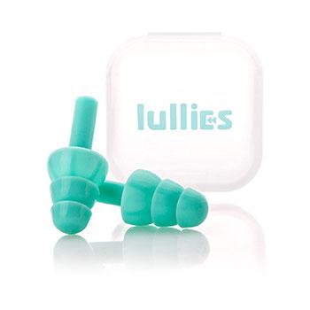 Lullies Ear Plugs Noise Cancelling Reusable Earplugs for Sleeping