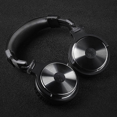 Oneodio Over Ear Dj Stereo Monitor Headphones Adjustable